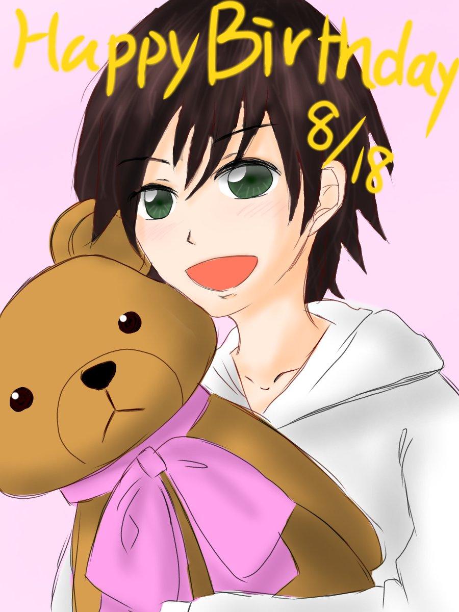 みさきくん!お誕生日おめでとう!!!これからも、うさぎさんとお幸せに( *´艸`)ギリギリアウト?#高橋美咲生誕祭201