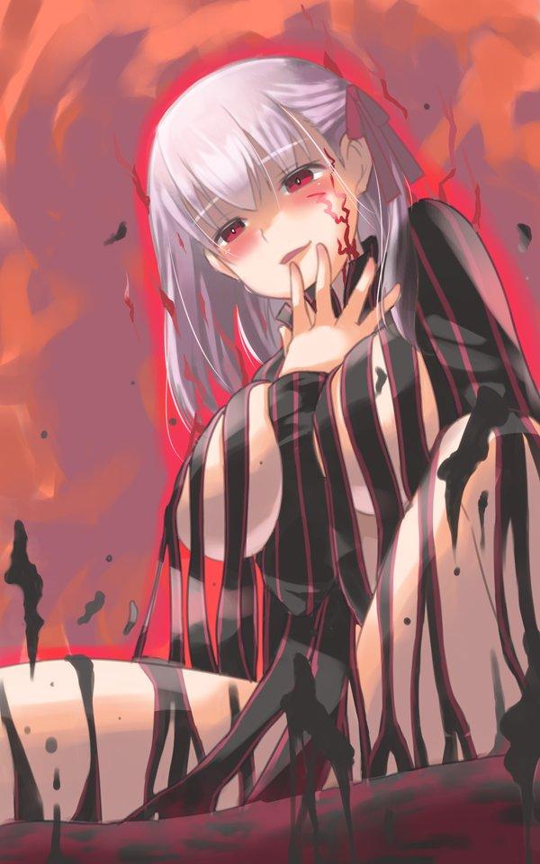 劇場版「Fate/stay night[Heaven's Feel]」で黒桜実装したらFGOやりますやります。
