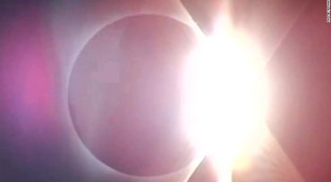 What will the weather be for solar eclipse in Oklahoma and other parts of thenation?