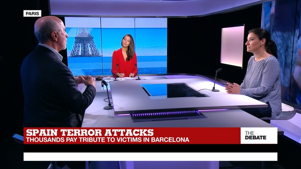 THE DEBATE - Spain attacks - Can Europe prepare for vehicle-ramming terror attacks?