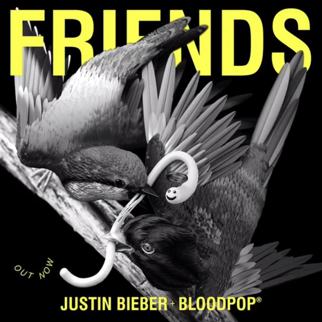 That new new @justinbieber #friends �� https://t.co/GBodDTUSxk https://t.co/qJ3oCXRXCi