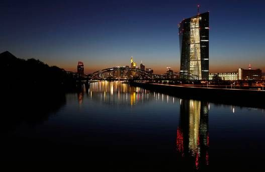 Frankfurt and Dublin make bankers feel wanted in battle for Brexit jobs