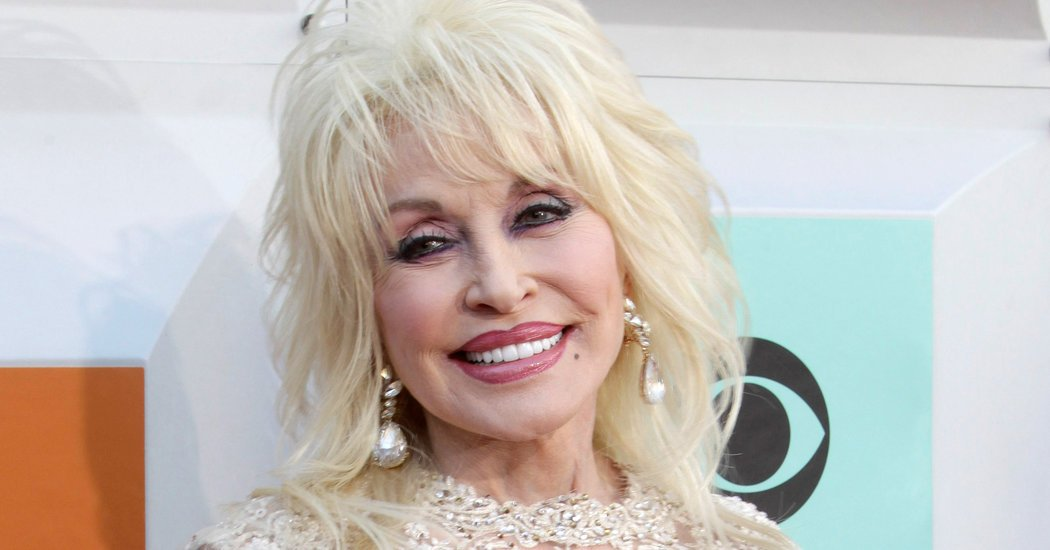 Dolly Parton on Her TV Movie's Emmy Nomination and Playing the 'Town Tramp'