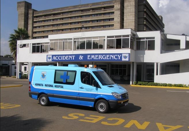 OMG! Patient Jumps to his Death at Kenyatta National Hospital Over Medical Bill