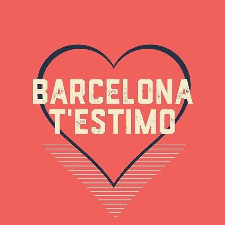 This day is so bitter sweet ..... �� sending my love to Barcelona .... https://t.co/MAZ0lC5jTm