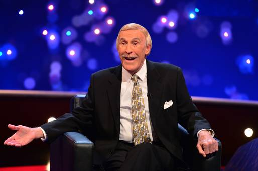 TV veteran Sir Bruce Forsyth has died aged 89