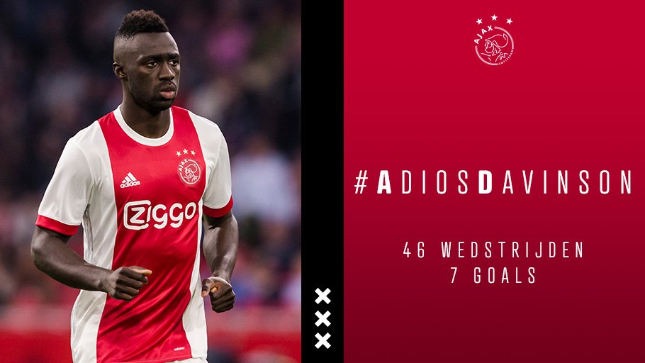 test Twitter Media - NIEUWS | Davinson Sanchez vertrekt naar Tottenham Hotspur.  Good luck at @SpursOfficial, Davinson.  #AdiosDavinson https://t.co/BHhdQOdooB