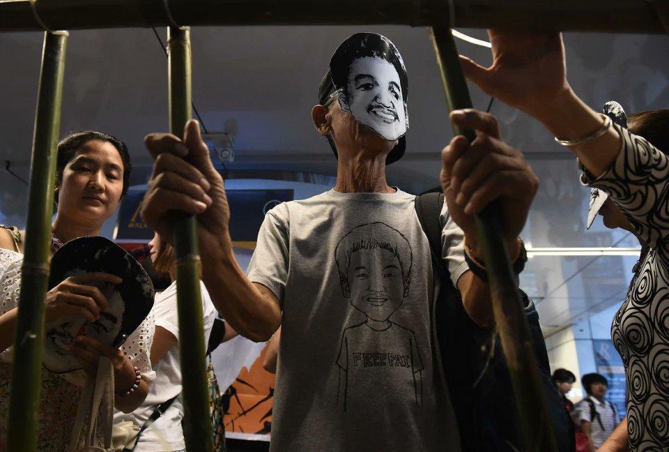 Remaja 14 tahun dituduh hina Raja Thai