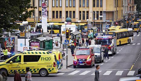 Al menos dos muertos y seis heridos por el apuñalamiento en la ciudad finlandesa de Turku