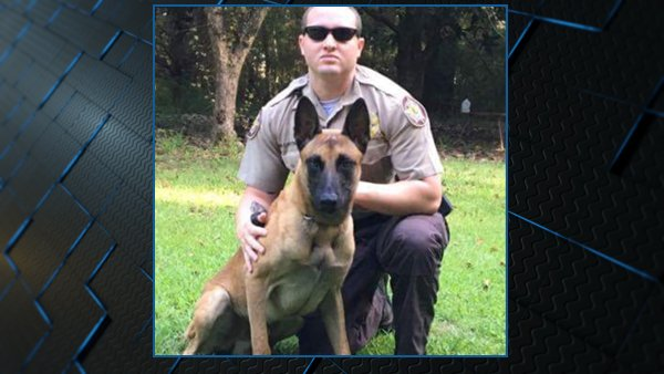 'Traffic' stop: New K-9 helps nab Chilton County burglary suspect