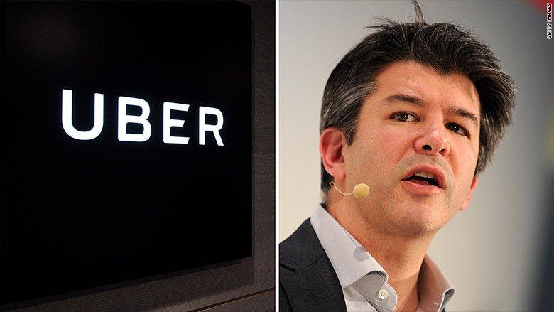 Travis Kalanick lashes back at major Uber investor in new filing