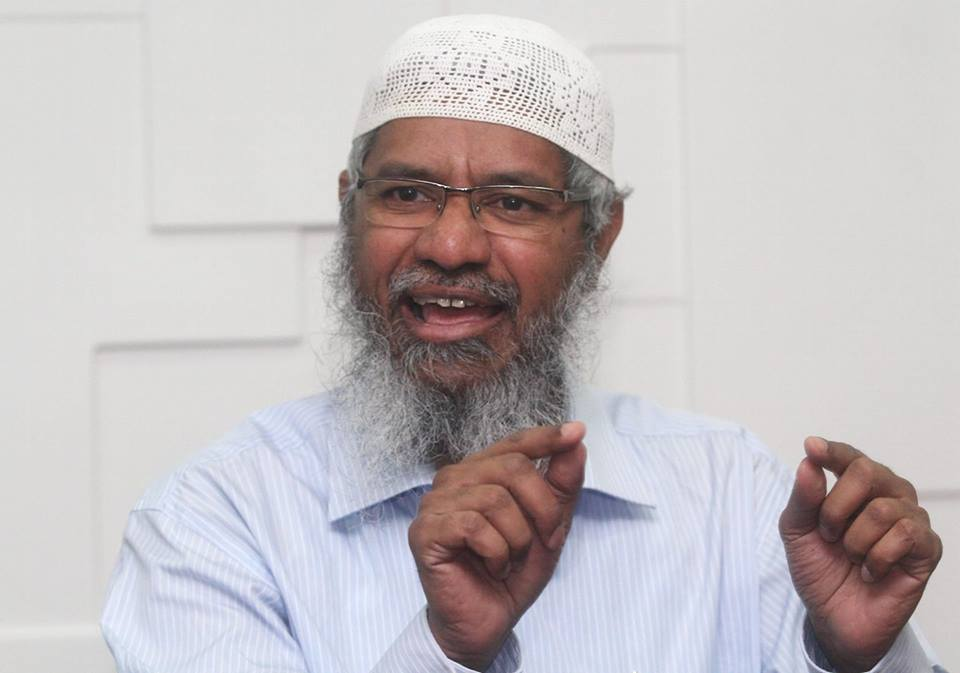 Radical Islamic cleric Zakir Naik says he is victim of religious 'persecution'