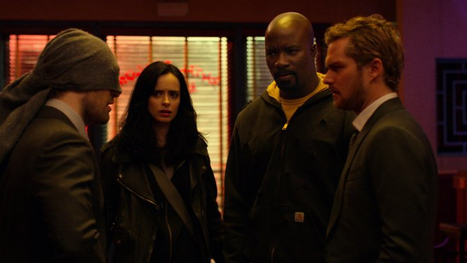 REVIEW: @netflix's @Marvel heroes team up for @TheDefenders