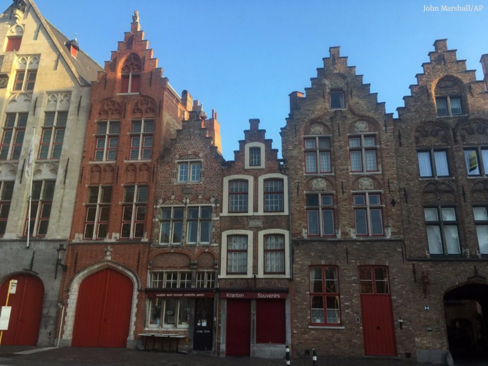Belgium's beautiful Bruges: Old-world Europe in the present