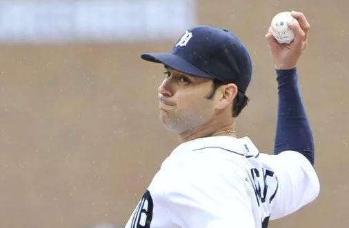 Anibal Sanchez goes on 10-day DL, JaCoby Jones called up