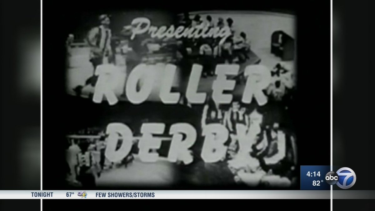 Roller derby, Chicago's only native sport, turns 82