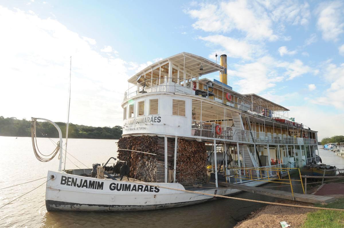 Restauração do Benjamim Guimarães será discutida na Justiça