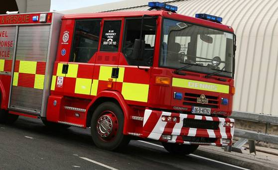 Dublin Fire Brigade deliver baby boy in Woodies carpark