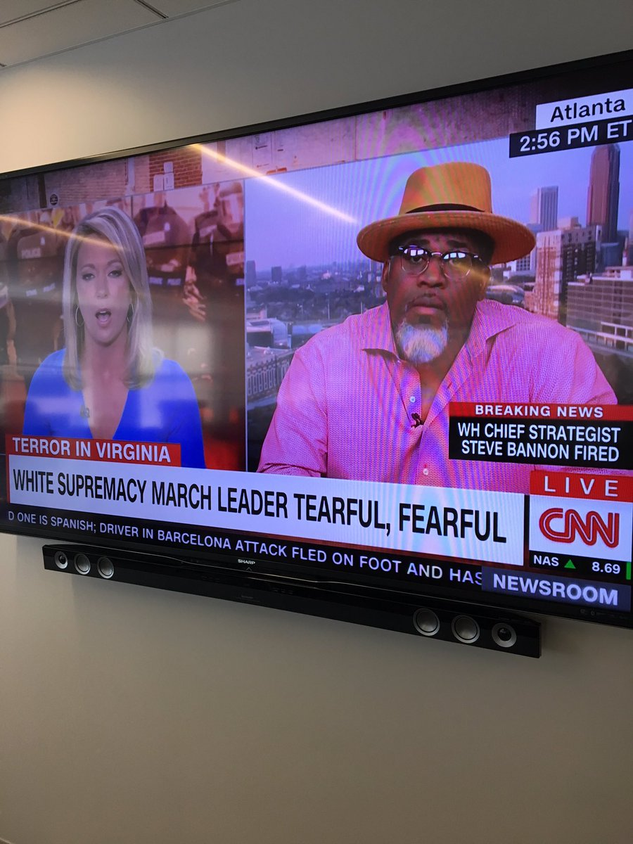 CNN's Brooke Baldwin   It's be david banner