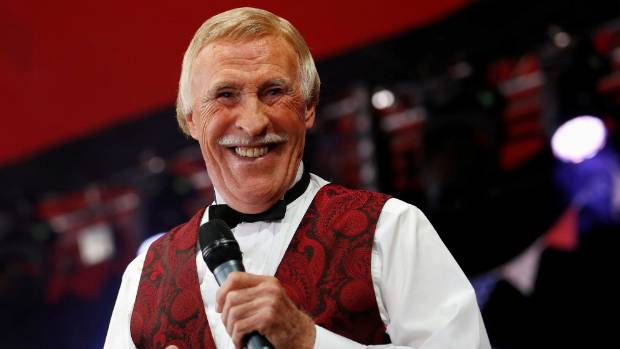 British 'king of gameshows', Sir Bruce Forsyth, dies aged 89