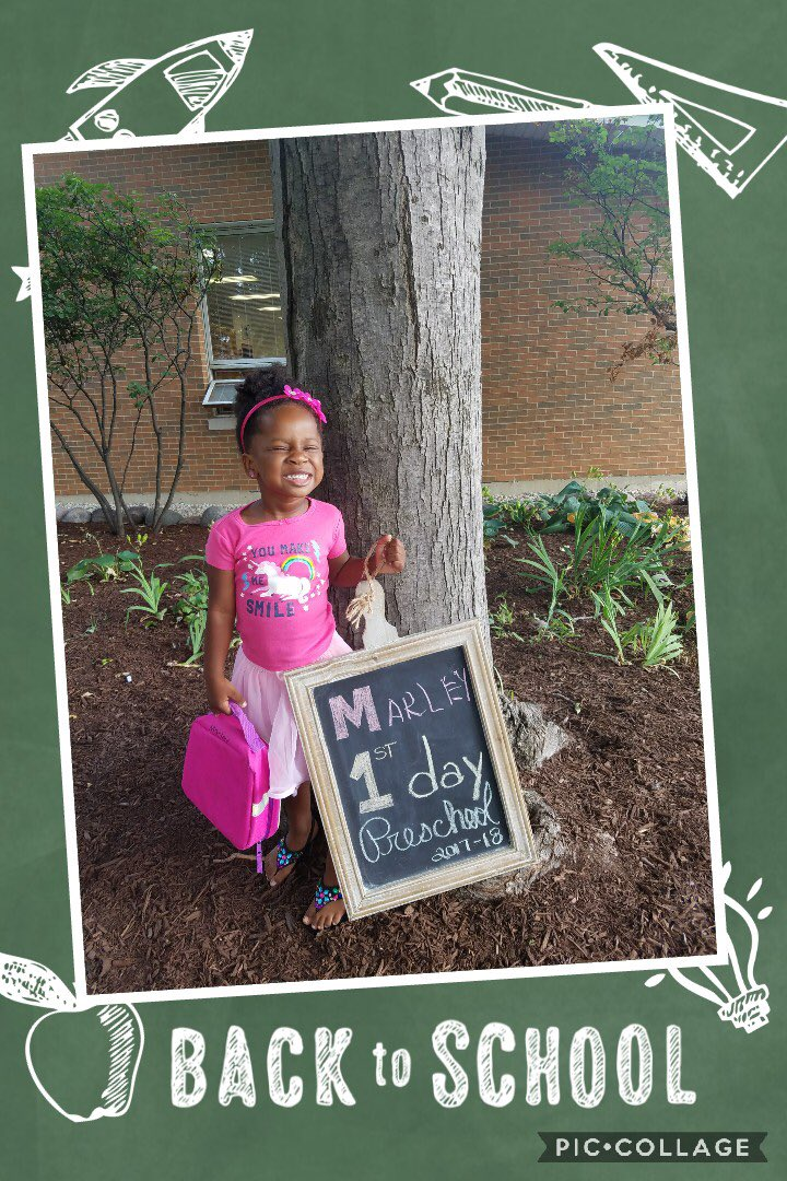test Twitter Media - Well today was Ms. Marley's turn to go to school.  She cannot be outdone!  Princess Marley is ready to take on the world!  #BacktoSchool https://t.co/kDa7P14k6t