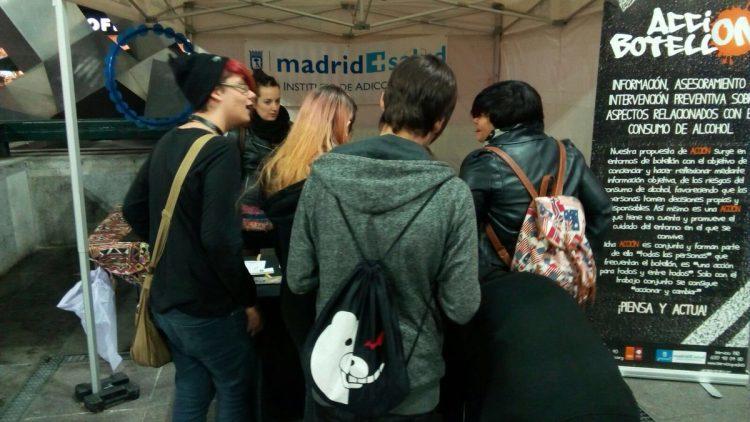 test Twitter Media - ¿Cómo prevenir los riesgos del consumo por atracón de los menores? #AcciónBotellón: Un proyecto de @MADRID  @SAMUR_PC @CRJMadrid  @abd_ong https://t.co/Nbjgp0MRQ8