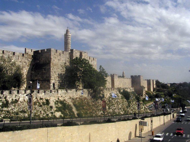 Jerusalém destruída - Darwin e Deus