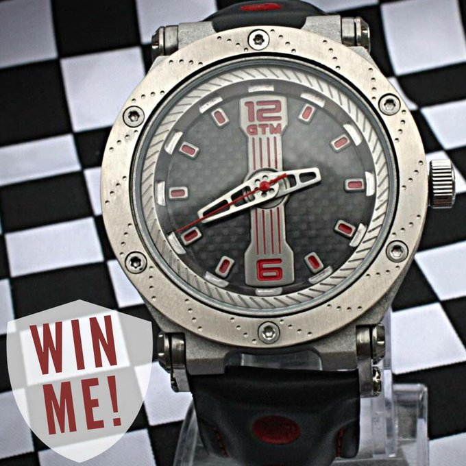This is a fantastic watch! win competition FreebieFriday