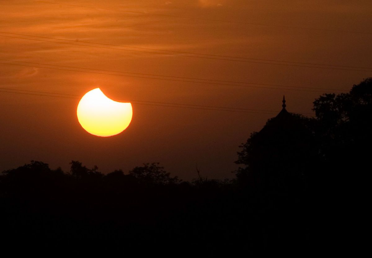 Who ate the sun? 5 variations on ancient solar eclipse myths