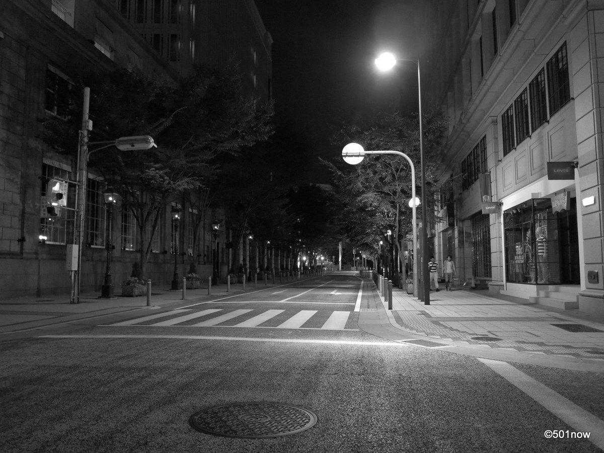 『夜の旧居留地 #2』#神戸 #旧居留地 #写真撮ってる人と繋がりたい#写真好きな人と繋がりたい#ファインダー越しの私の