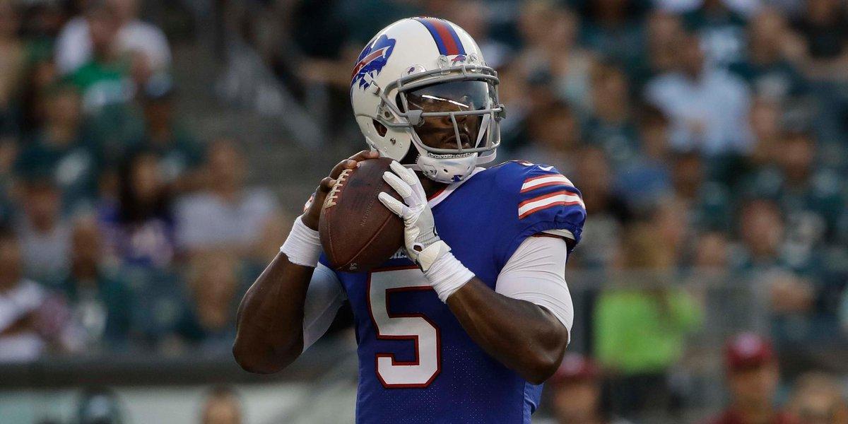 RT @NFL: QB change in Buffalo?  https://t.co/VJNeJjJjAk https://t.co/1cEfZajMJp