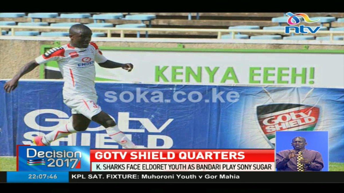 GOTV shield Sunday quarter finals