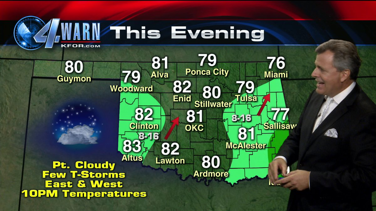 Hot temperatures, quiet weather in store for theweekend
