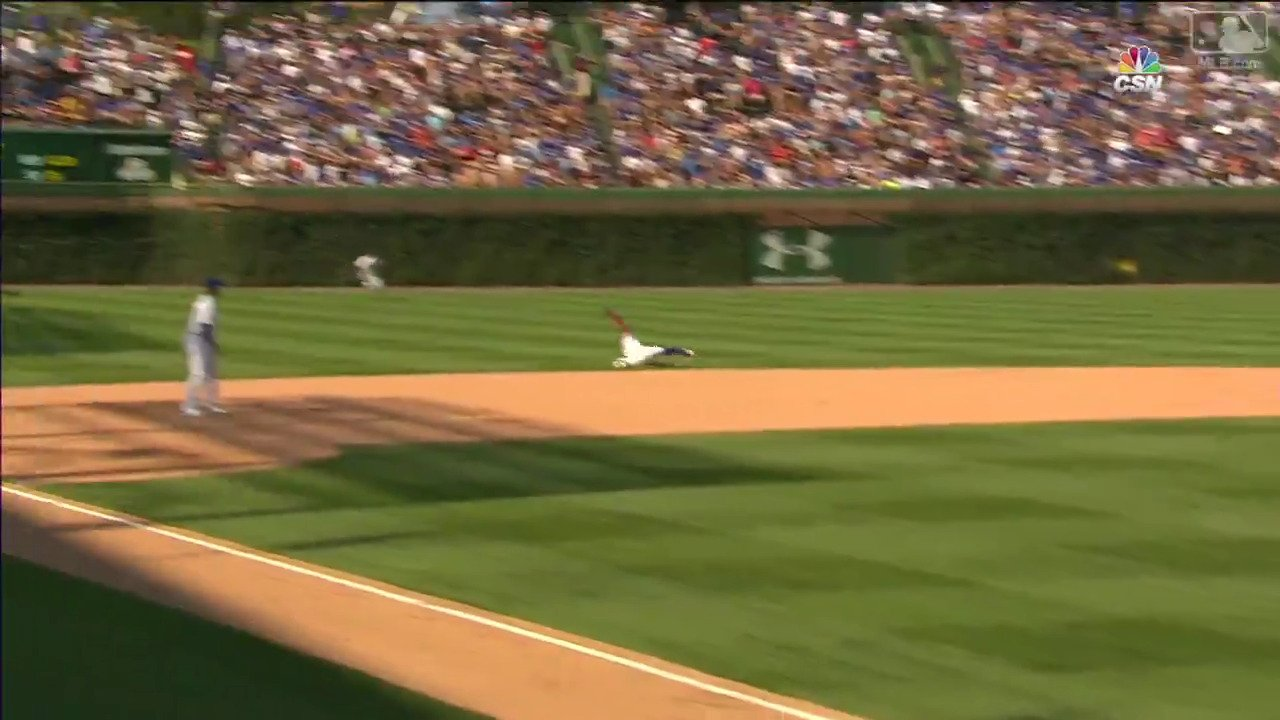 106 mph off the bat?  Still can't hit it past Javy. https://t.co/rFqLalQHoV