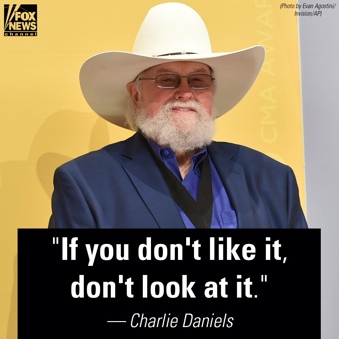 .@CharlieDaniels compares taking down Confederate statues to ISIS: 'Where does it stop?'