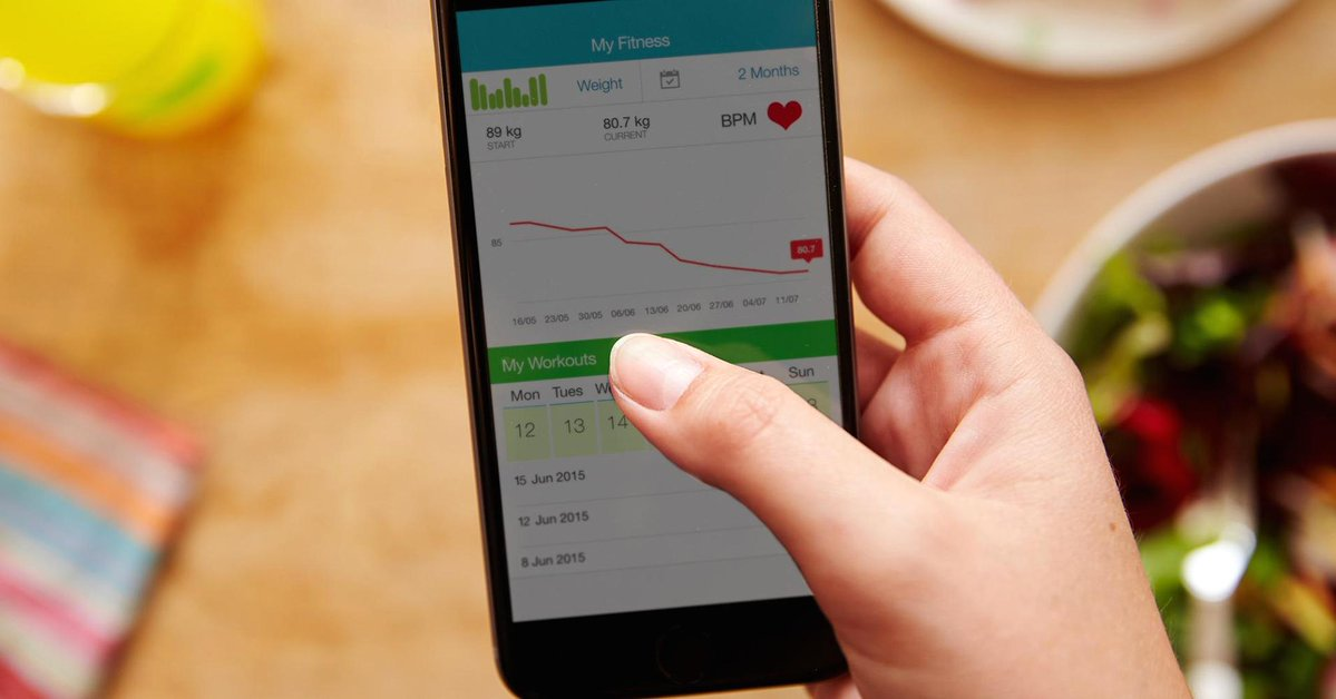 Data can shape psychological behavior and solve unhealthy habits, says fitness app CEO