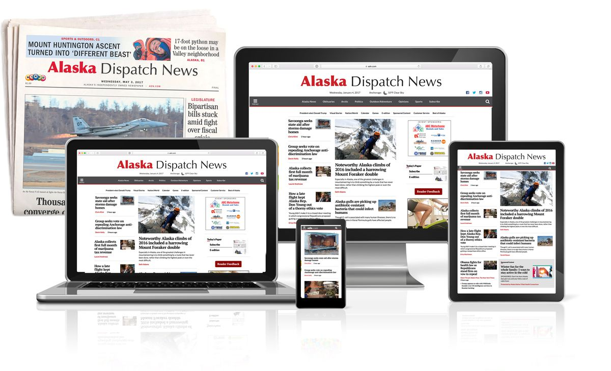Key piece of Alaska Dispatch News bankruptcy case delayed