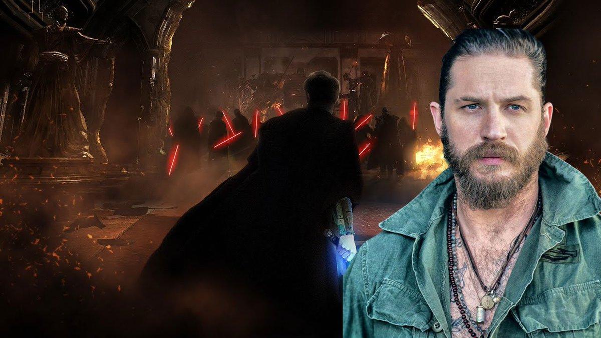 Star Wars'ta Tom Hardy sürprizi