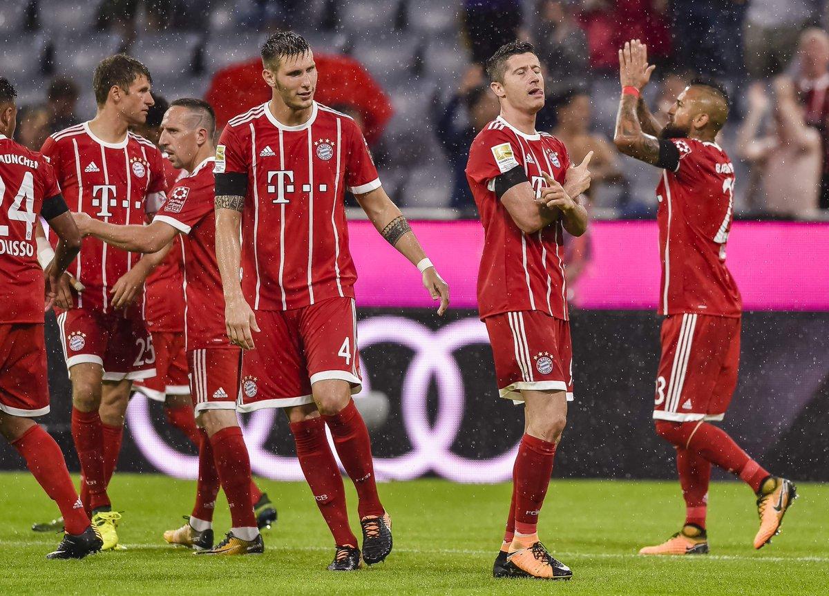 Bayern langkah kanan ketika Bundesliga mula guna VAR