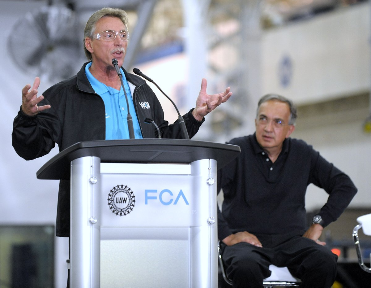 FCA cancels Illinois plant event with CEO, union exec