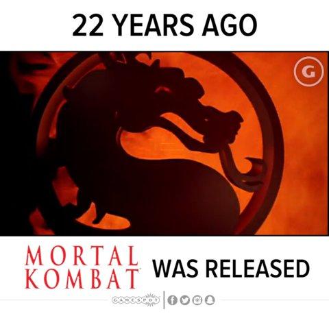Mortaaaaaal Kommmmbaaat the movie released 22 years ago! Did you like it? https://t.co/VZ3O3tHq5Q