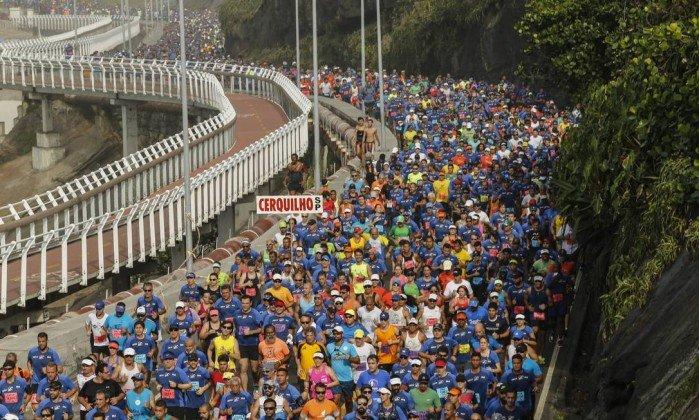 Rio terá operação especial de trânsito para a Meia Maratona