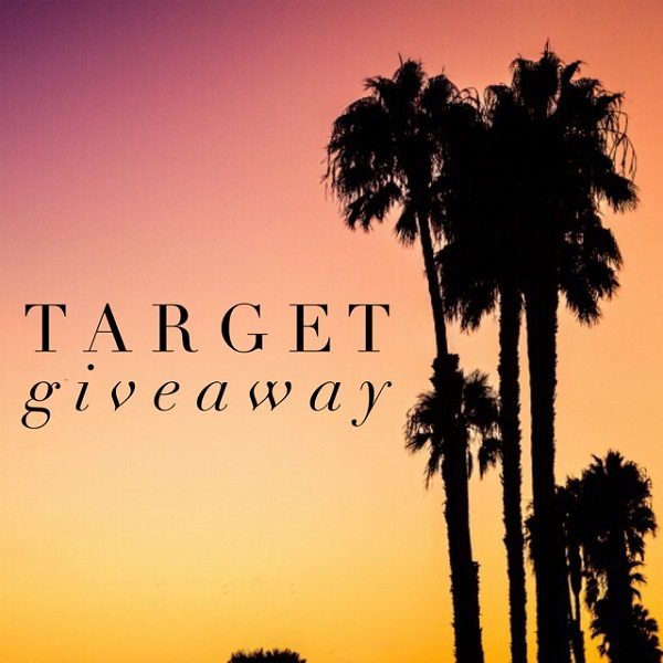 Enter To Win The $150 Target Gift Card Giveaway