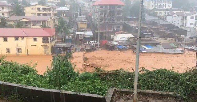 Humanitarian crisis looms as Sierra Leone deaths reach 400
