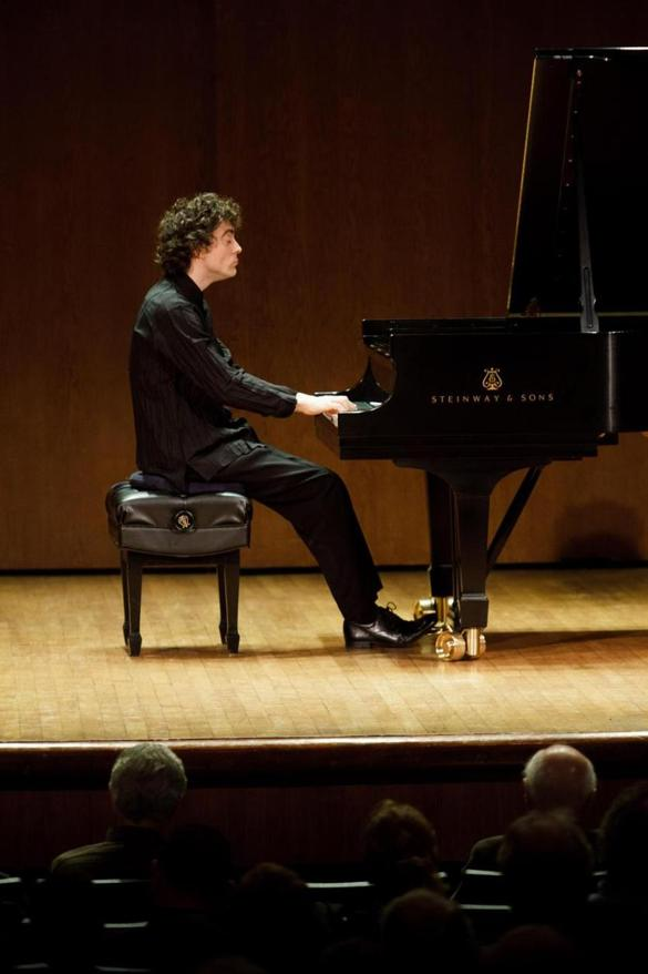 Pianist Paul Lewis on music, mentors, and 'a mess of eggs'