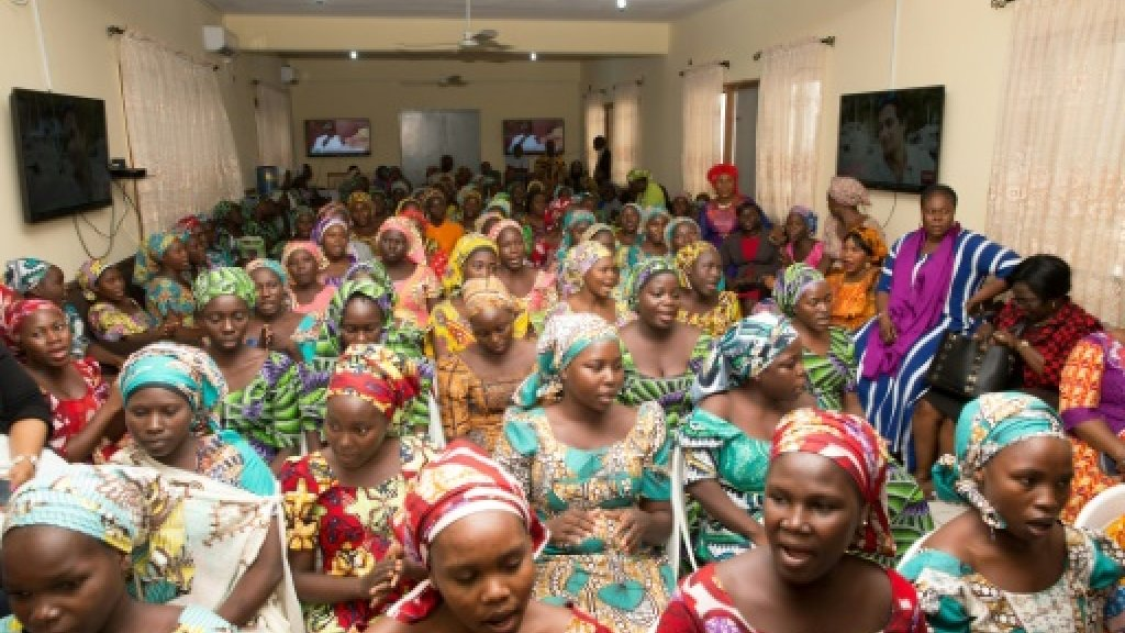 Released Chibok girls ready for education after ordeal
