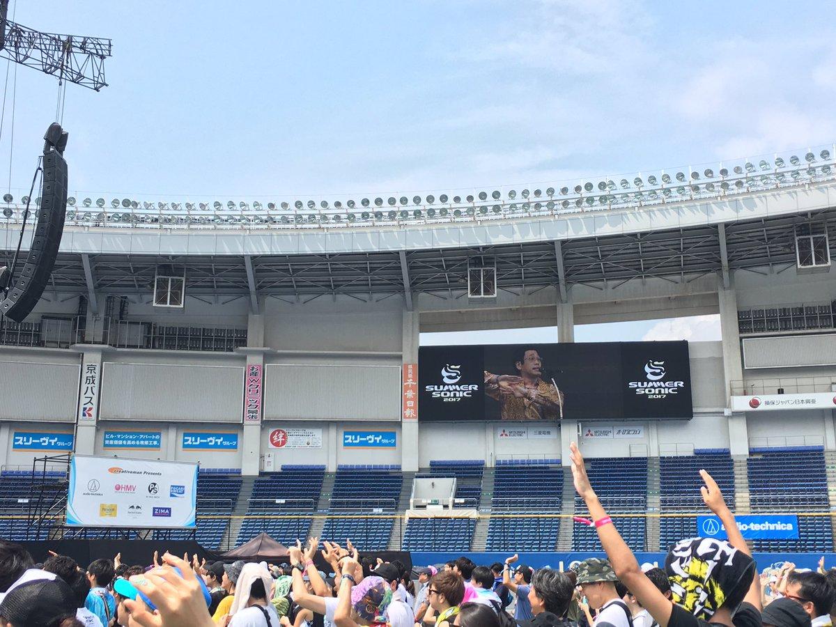 ベビメタが超高額ギャラでオファーされたと自慢してた上海サマソニがヤバイ [無断転載禁止]©2ch.netYouTube動画>5本 ->画像>58枚