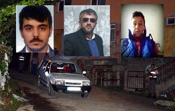 Zonguldak'ta kına dönüşü aracı taradılar: 3 ölü