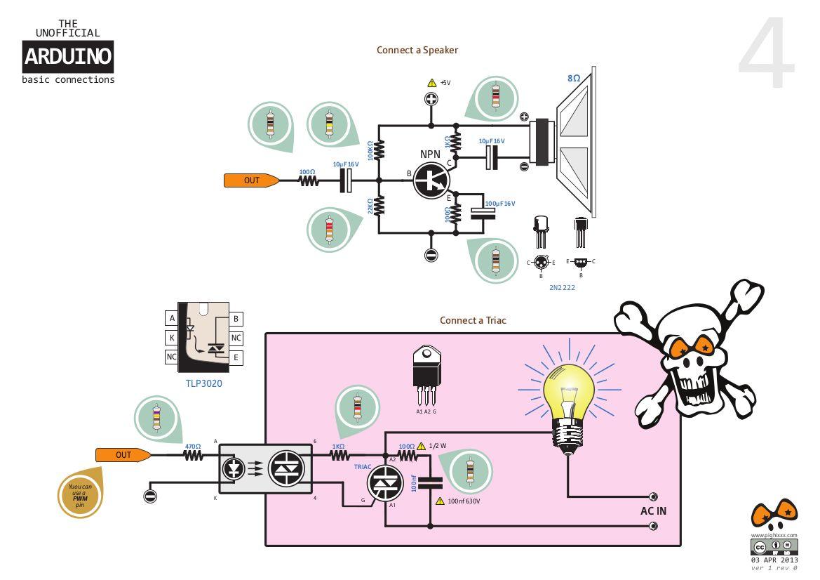 Как сделать arduino своими руками схема 19