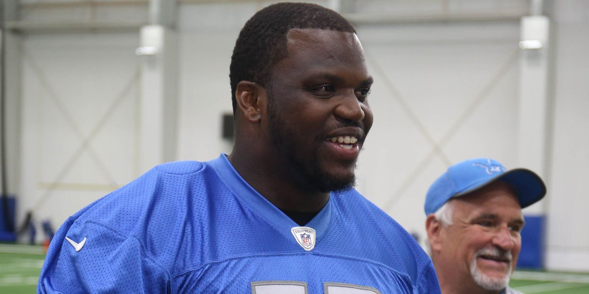 It's early, but Greg Robinson could solve Detroit Lions' problem at LT